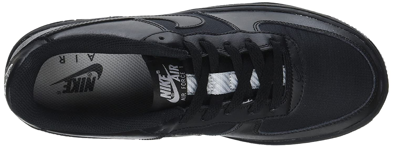 new concept 80a3a e7e15 Nike Boys  Air Force 1 Lv8 Bg Gymnastics Shoes Black  Amazon.co.uk  Shoes    Bags