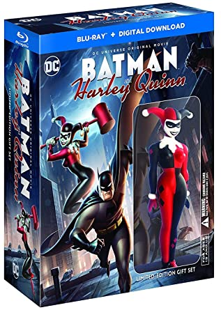 Batman and Harley Quinn [Reino Unido] [Blu-ray]: Amazon.es ...