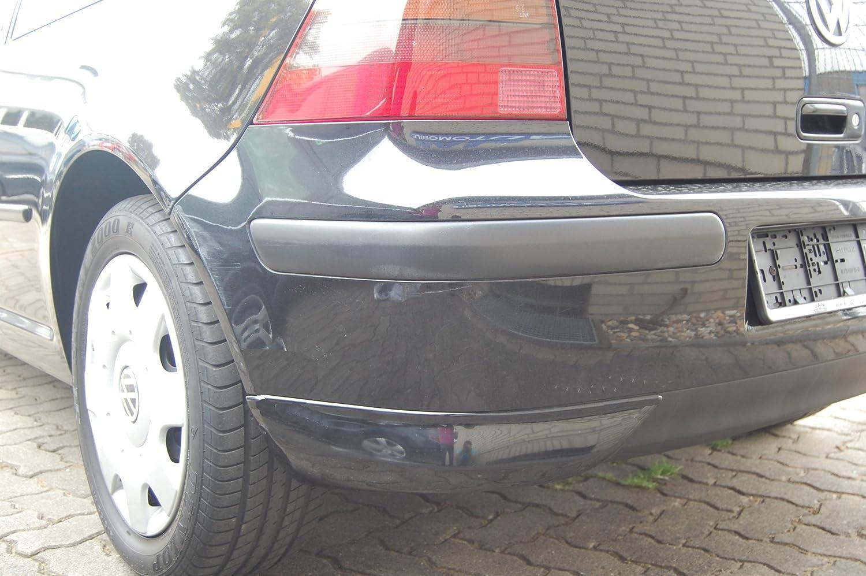 Volkswagen VW Golf 4 R32 aniversario Alerón esquinas para las Delantal trasero Tuning: Amazon.es: Coche y moto