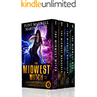 Midwest Magic Chronicles Boxed Set: (Books 1-4 - The Midwest Witch, The Midwest Wanderer, The Midwest Whisperer, The Midwest War)