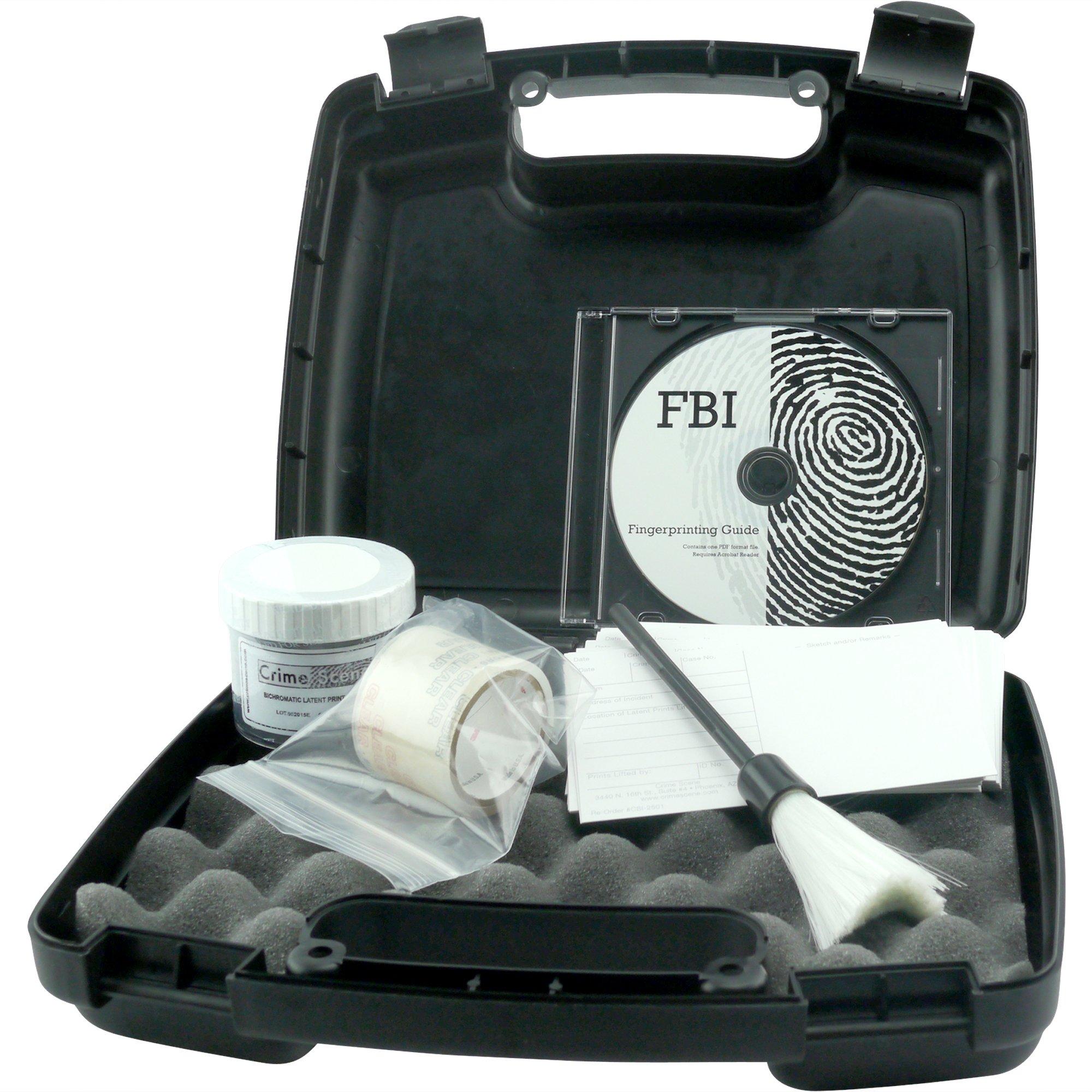 Latent Fingerprint Kit (White)