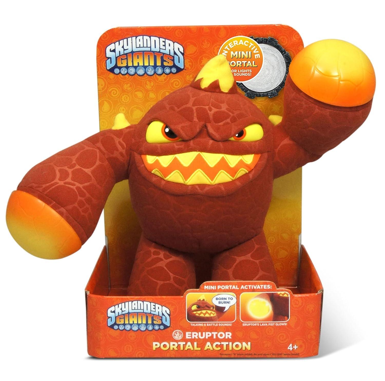 Amazon Just Play Skylanders Eruptor Portal Action Figure Toys