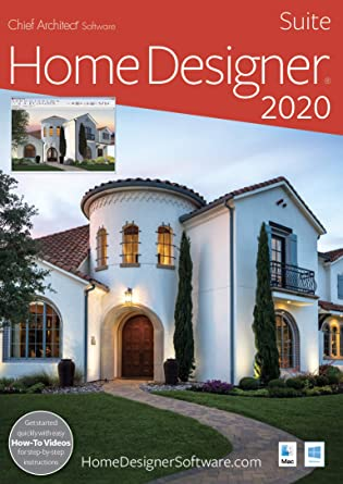 Chief Architect Home Designer Suite 2020