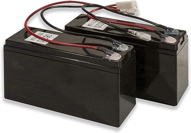 Rasoir Batterie Scooter électrique pour E100 E100S Rasoir Power Core 24 V 6ah