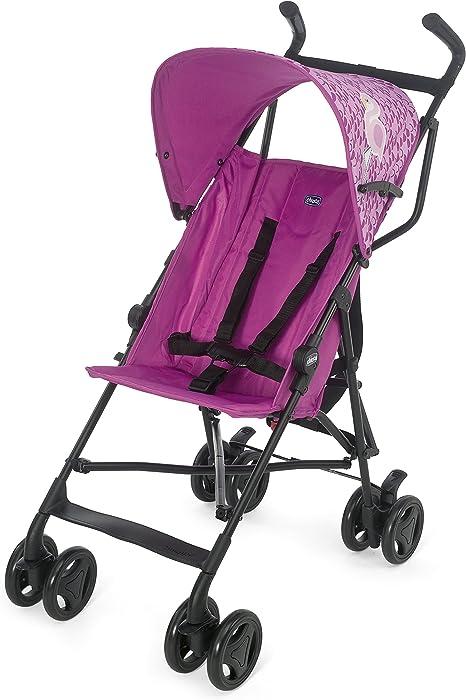 05079558810000 Chicco silla de paseo Snappy, púrpura, rosado ...