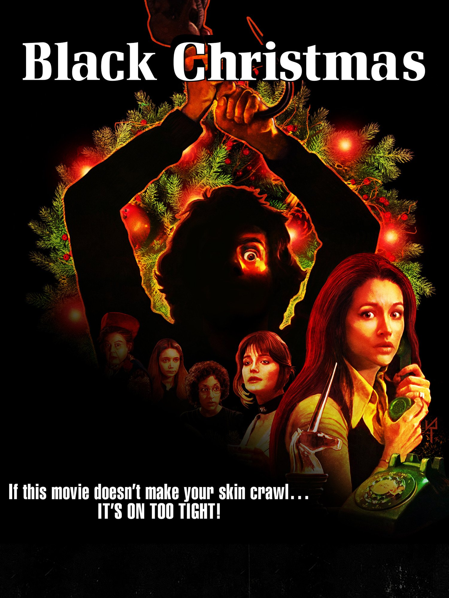 amazoncom black christmas olivia hussey keir dullea margot kidder bob clark - Black Christmas Movie