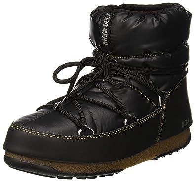 3eff980389af3 Moon Boot Low Nylon WP, Bottines d hiver Femme  Amazon.fr ...