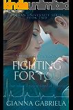 Fighting For You (Bragan University Series Book 2)