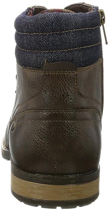 es Zapatos y 8914146 Amazon Anfibio BATA marrón Size Hombre 41 x8O0qOfFUn