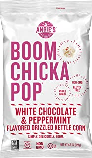 product image for Angie's BOOMCHICKAPOP Flavored Kettle Corn, White Chocolate & Peppermint, 54 Oz (Pack of 12)