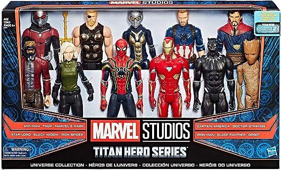 "*YOU CHOOSE* Marvel Titan Hero Series 12/"" Action Figures Hasbro 2013-2015"