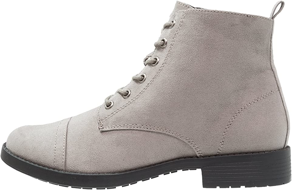 Anna Field Ladies Ankle Boots in Grey