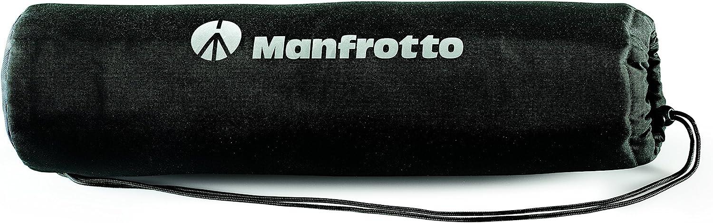 Manfrotto Compact Advanced Aluminium Tripod with 3 Way Head Black