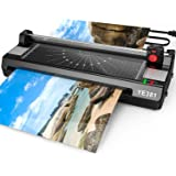 Laminator Machine for A3/A4/A6, YE381 Thermal Laminating Machine for Home Office School Use with 50 Pouches, Paper…
