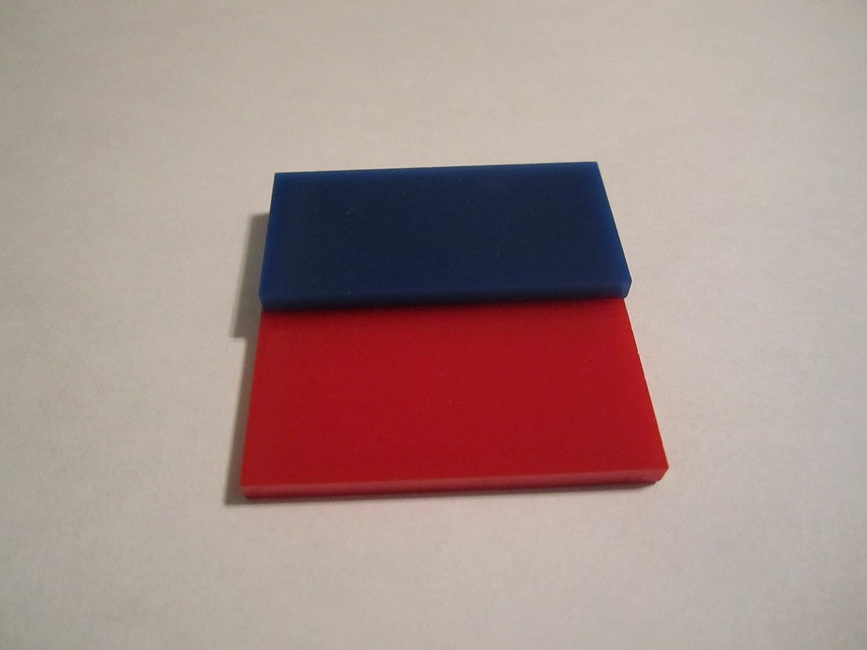 E acrylic with 3M adhesive tape backing letter E echo 1.5 Signal Flag Tile