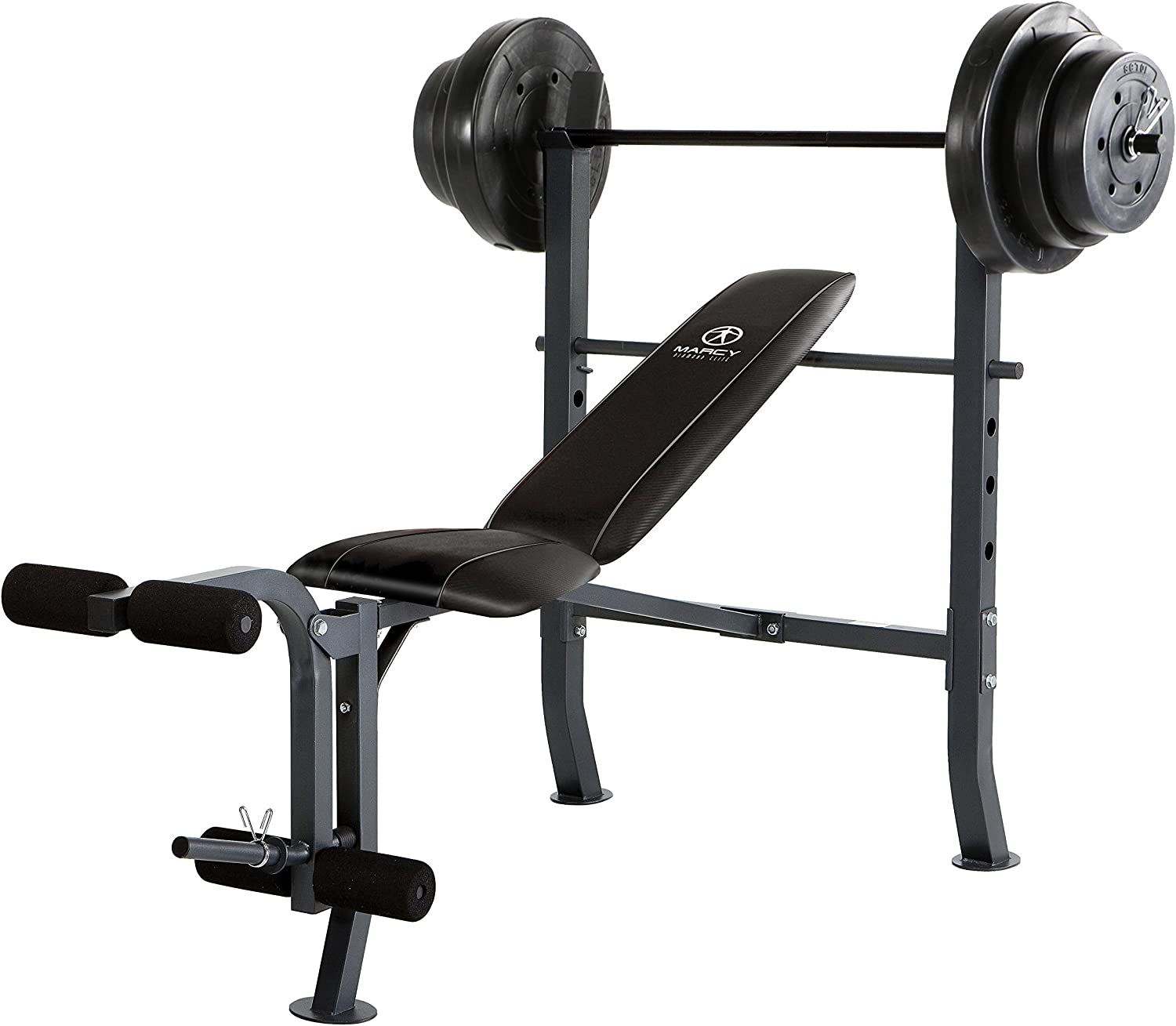 Details about  /Adjustable 8 IN 1 Weight Bench Press Power Weight Lifting Barbell Workout Bench