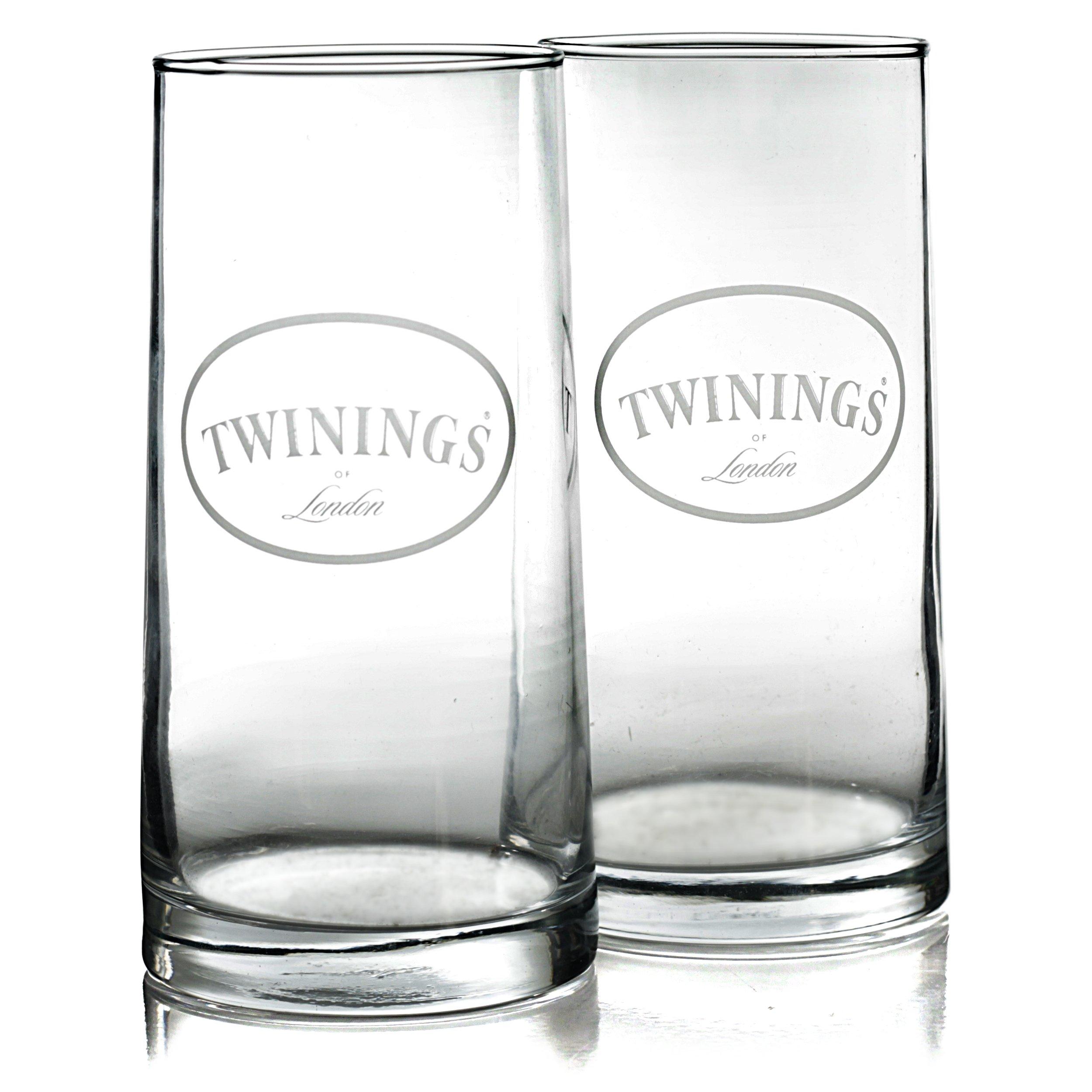 Twinings 13 Ounce Iced Tea Glass, Set of 2