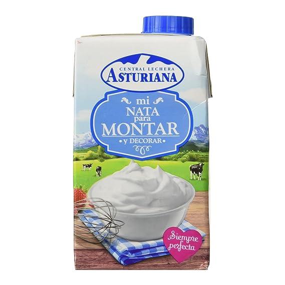 Central Lechera Asturiana - Nata para Montar - Nata liquida - 500 milliliters