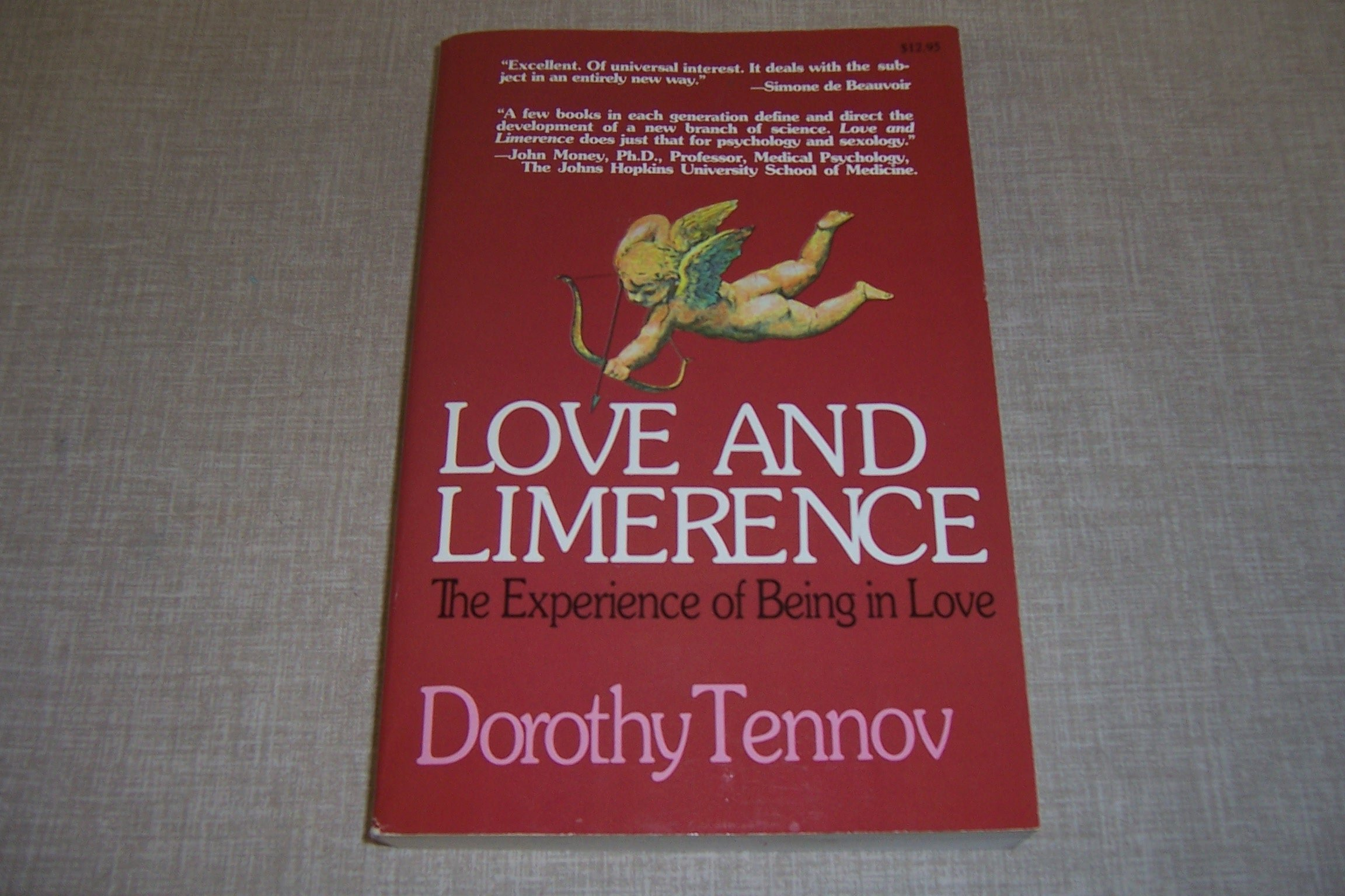 Limerence psychology