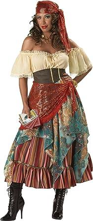 Incharacter Costumes Women S Fortune Teller Costume