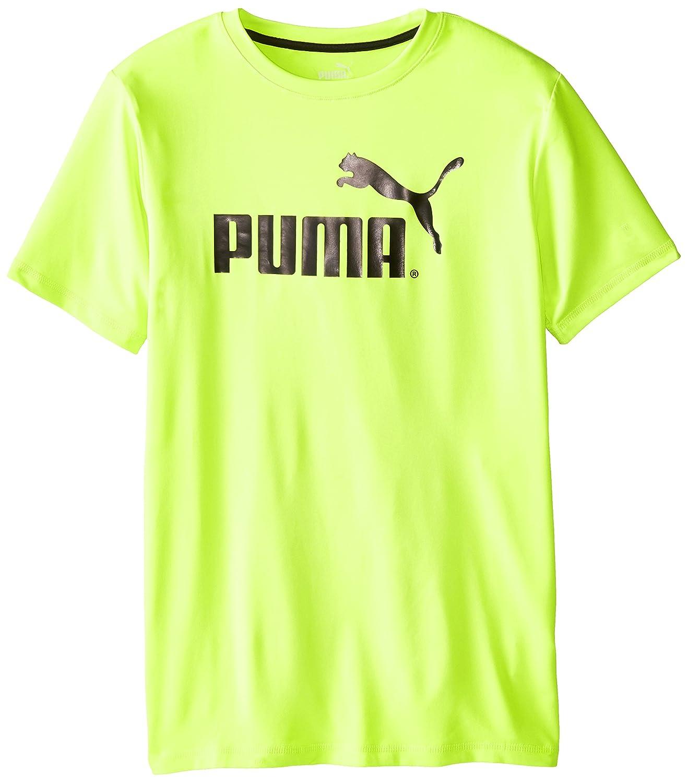 PUMA Boy's 8-20 No 1 Logo Tee PUMA ULC Boys 91151001F