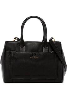 63deb7452 Amazon.com: Marc Jacobs Empire City Leather Tote Shoulder Bag ...