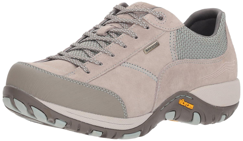 Dansko Women's Paisley Sneaker B077VWWGTZ 36 M EU (5.5-6 US)|Stone Suede