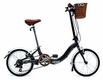 Bicicleta plegable monty f 17