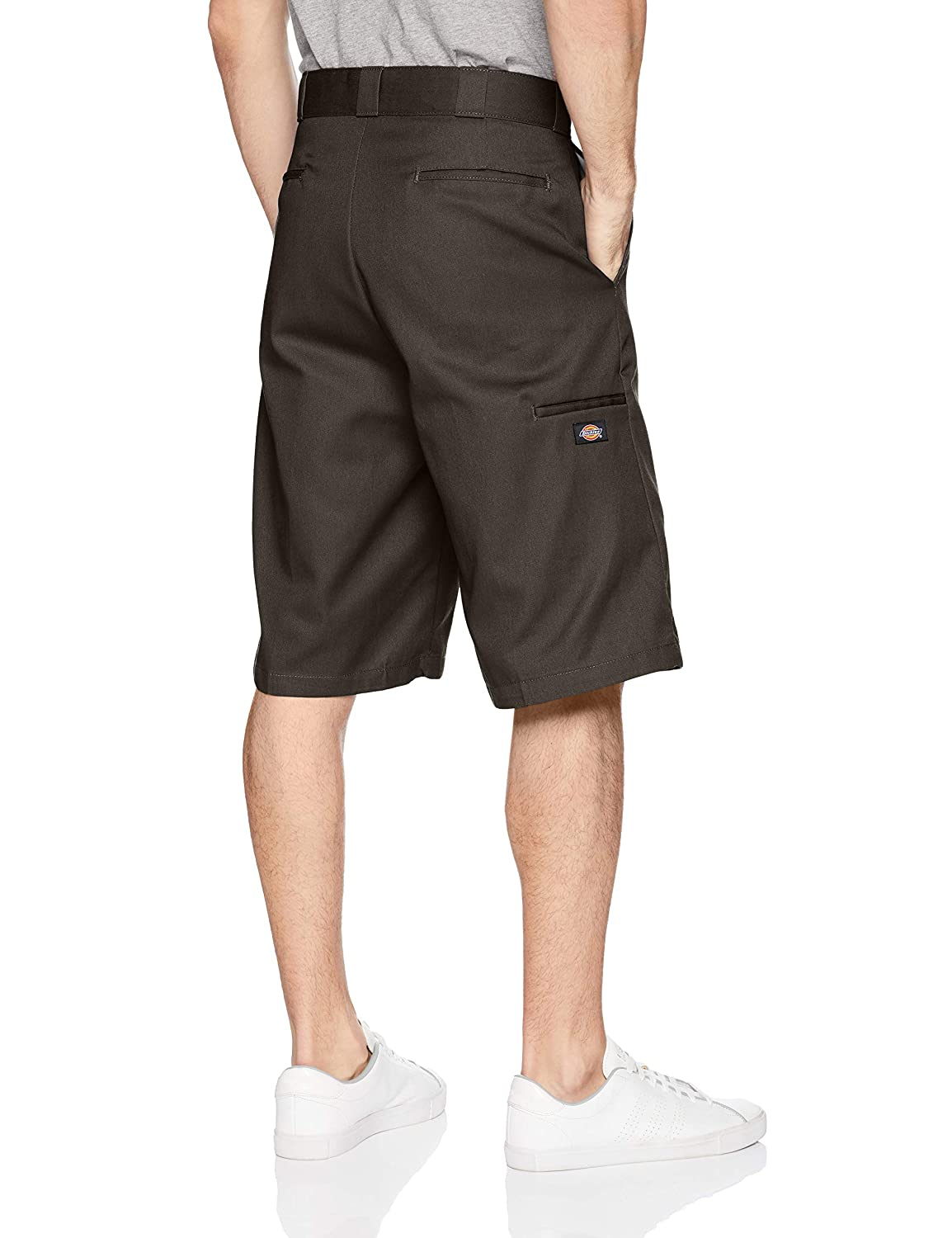 71e97b89e2 Amazon.com: Dickies Men's 13 Inch Loose Fit Multi-Pocket Work Short:  Clothing