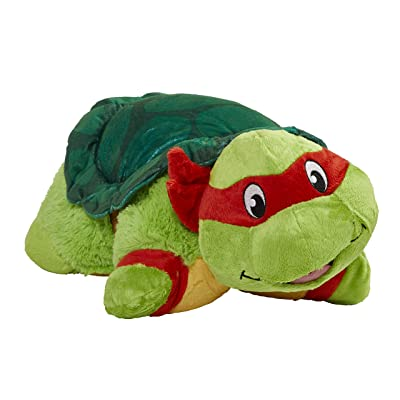 "Pillow Pets Raphael Nickelodeon TMNT, 16"": Home & Kitchen"