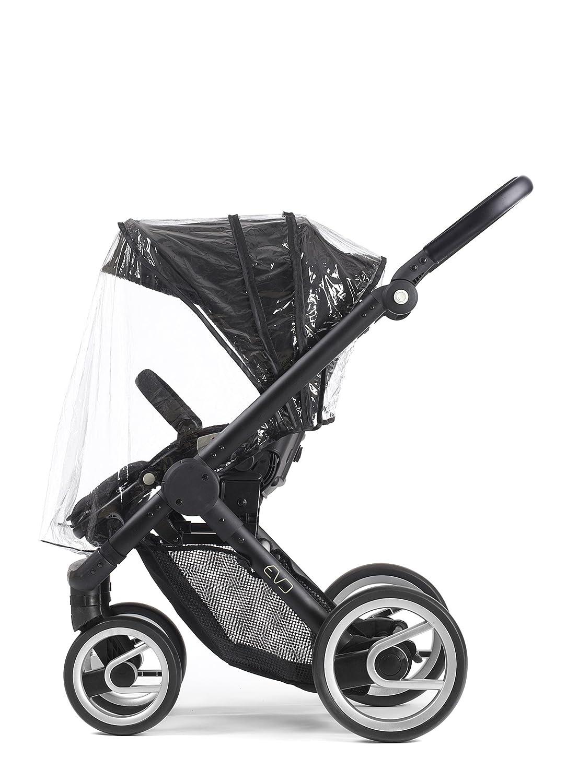 Amazon.com: Mutsy Evo – Cochecito Raincover, transparente: Baby