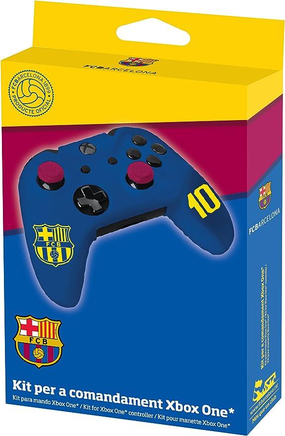 Nobilis - Kit Para Mando Fc Barcelona (Xbox One): Amazon.es ...