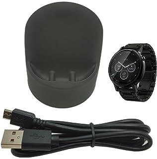 Amazon.com: Motorola Charging Dock for Moto 360 2nd ...