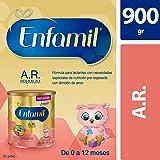 Enfamil AR, 900 gr, Fórmula Especializada, para Bebés de 0 a 12 meses, Lata