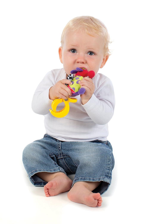 Playgro 011192640107 Amazing Garden Wiggling Ladybug for Baby