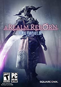 Final Fantasy XIV: A Realm Reborn - PC: Video Games - Amazon com