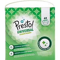 Marca Amazon - Presto! Detergente universal en polvo