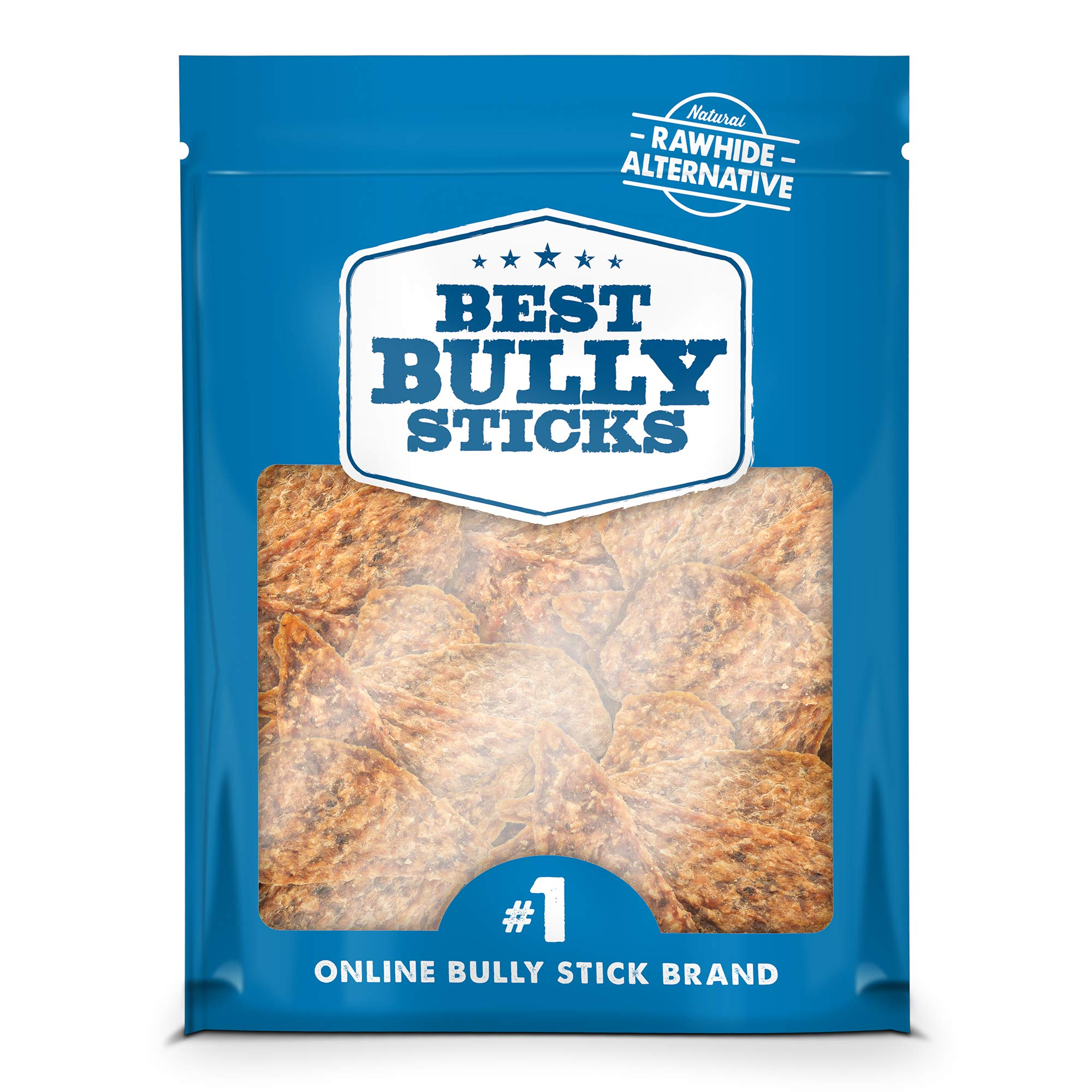 Best Bully Sticks Gourmet Duck Breast Dog Treats (3lb. Value Pack) - All-Natural Dog Chews - No Hormones, Additives, or Chemicals
