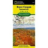 Bryce Canyon National Park 219 GPS Utah: NG.NP.219.