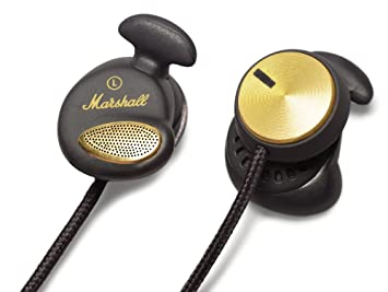 Marshall Marshall Minor - Auriculares in-ear, negro: Amazon.es: Electrónica