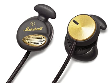 Marshall Marshall Minor - Auriculares in-ear, negro