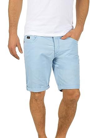 PRODUKT Fredo Herren Chino Shorts Bermuda Kurze Hose Aus 100% Baumwolle  Regular Fit, Größe