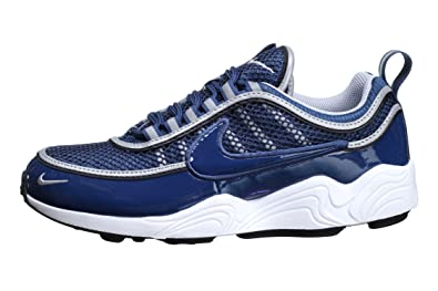 new products b2fe1 b0286 Nike - Basket Air Zoom Spiridon 16 926955-401 Bleu - Taille 38.5 - Couleur