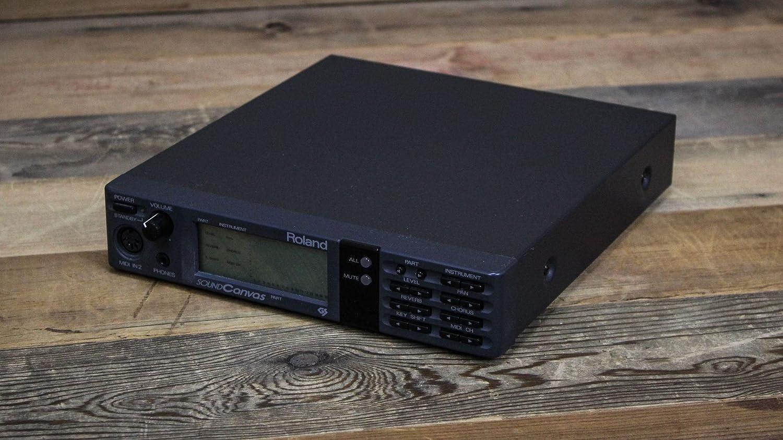 Roland SC-55 sound module サウンドモジュール ローランド B004AQ9O02
