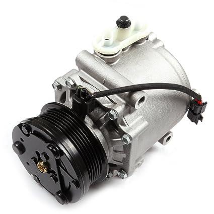 ECCPP A/C Compressor with Clutch fit for Ford E150 Explorer Lincoln  Navigator Mercury Marauder CO 2486AC Car Air AC Compressors Kit