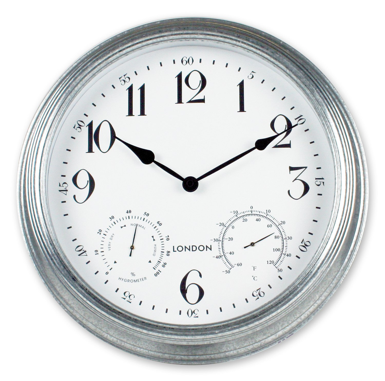 Poolmaster 52610 1634; London Wall Clock