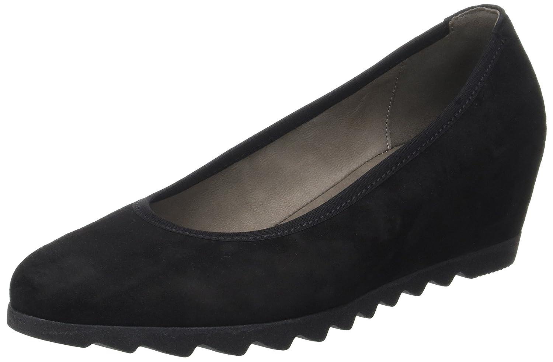 Gabor Shoes Basic, Escarpins Femme 40 Schwarz) EU Noir (17 Schwarz) 40 6aa6b9