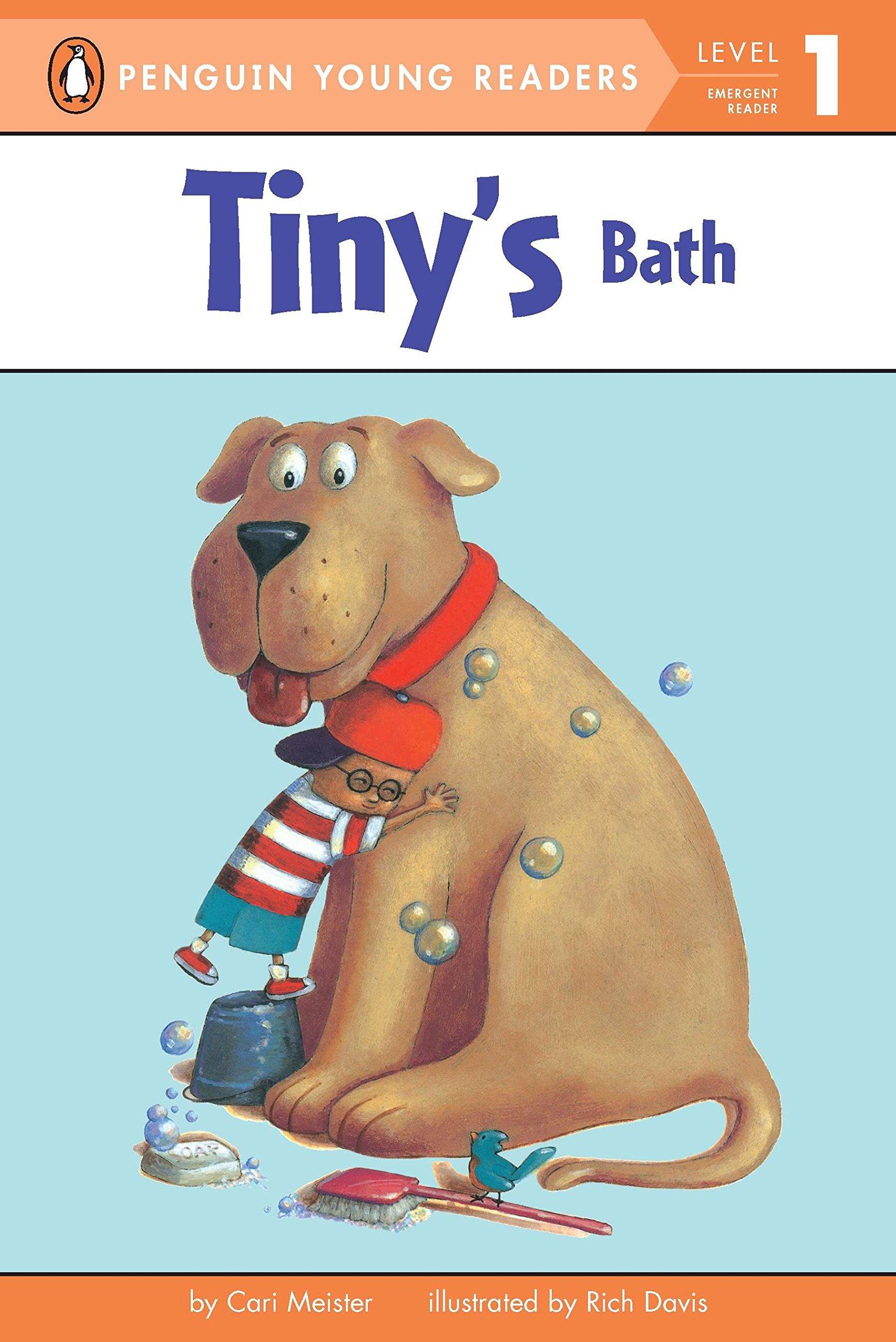 Amazon.com: Tiny\'s Bath (9780141302676): Cari Meister, Rich Davis: Books
