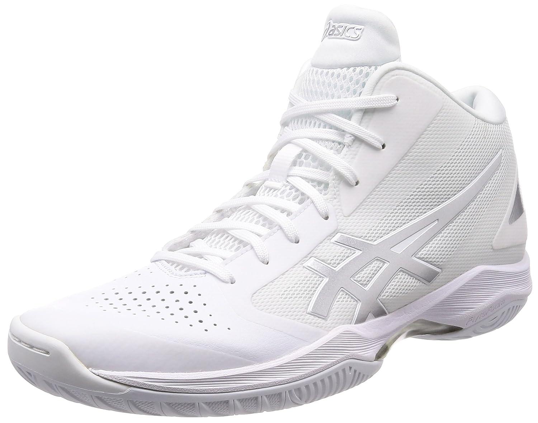 [アシックス] バスケットシューズ GELHOOP V 10-slim B078Z9CBGT 30.0 cm ホワイト/シルバー
