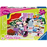 Ravensburger 09416 - Hübsche Minnie Mouse